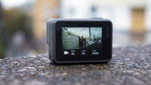 GoPro Hero 5 touchscreen