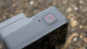 GoPro Hero 5 shutter button