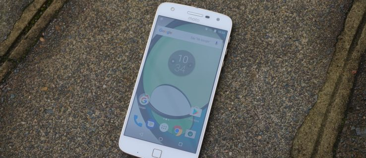 Moto Z Play review: The best smartphone battery yet