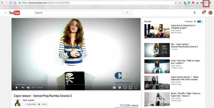 Google Chromecast icon