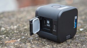 GoPro Hero5 Session review ports