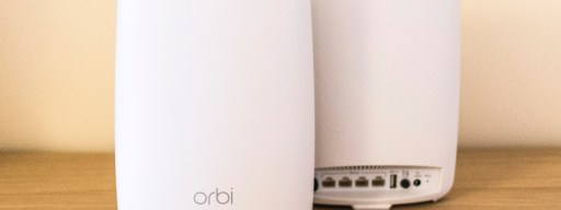 Netgear Orbi - both modules