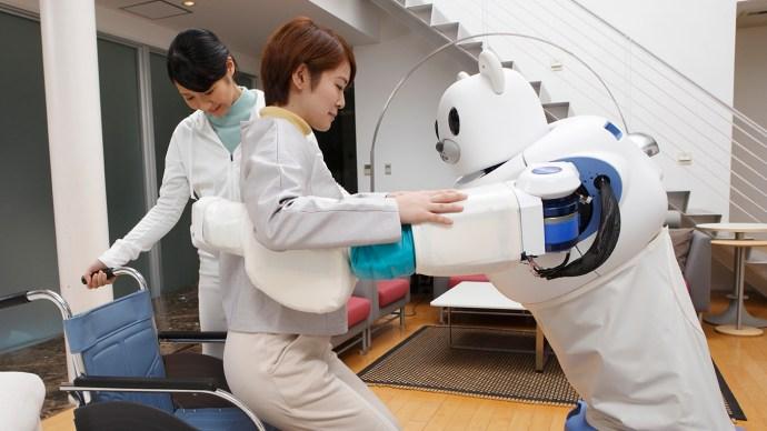 robot_care_robobear