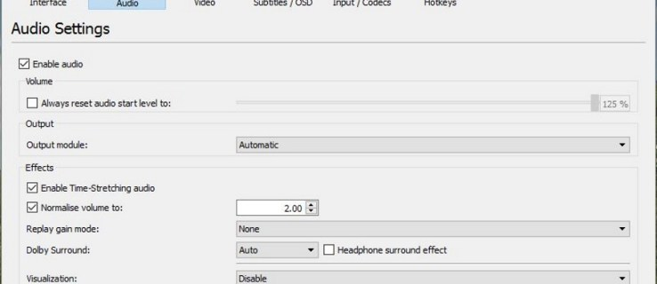 How To Normalize Volume in VLC