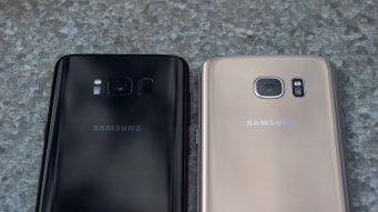 Samsung Galaxy S8 review vs S7