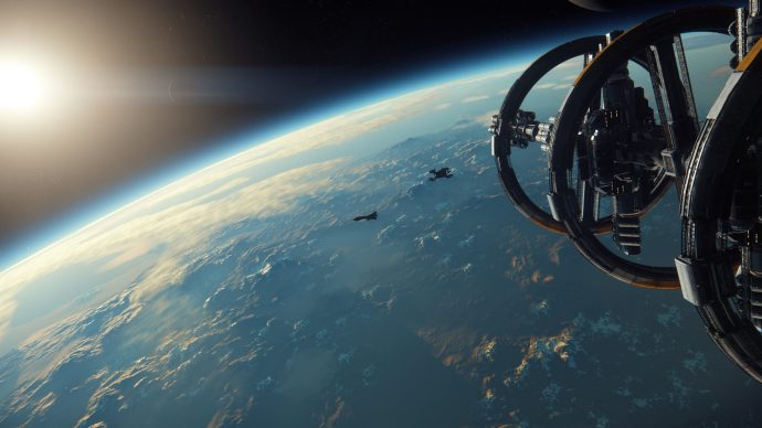 star_citizen_release_date_-_spacestation_above_planet