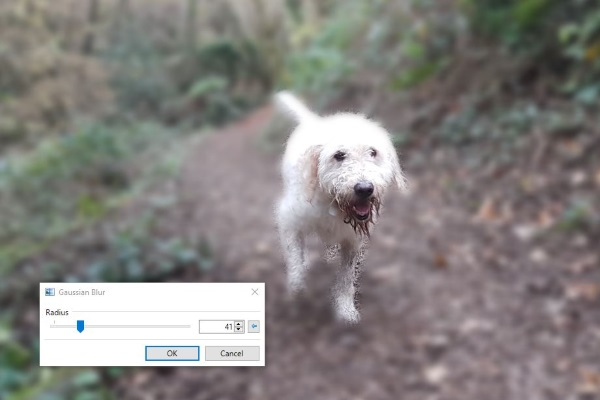 How to fix blurry pictures in Paint.net3