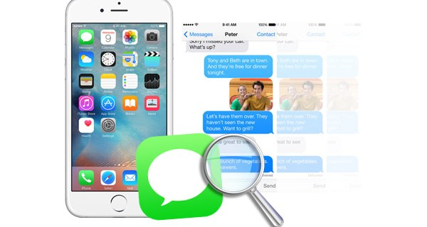 How To Search Through Text Messages on the iPhone