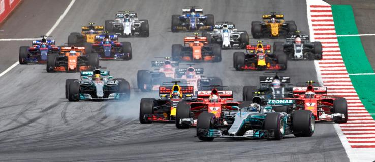 How data and eSports could shape the future of F1
