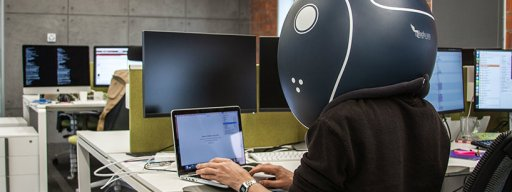 keep_co-workers_chatter_at_bay_with_this_giant_soundproof_helmet_-_3
