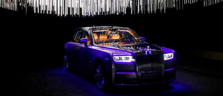 New Rolls-Royce Phantom: The most technologically advanced Rolls ever is revealed in London