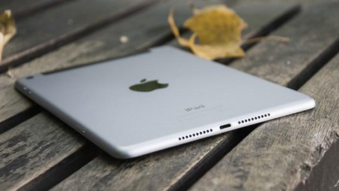 Apple iPad mini 4 review: Bottom edge
