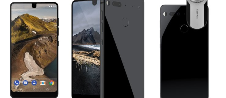 Essential Phone release date, price and specs: Is Essential's presence at MWC a sign a UK release is imminent?
