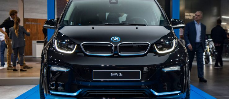 New BMW i3 and sportier i3s on show at the 2017 Frankfurt Motor Show
