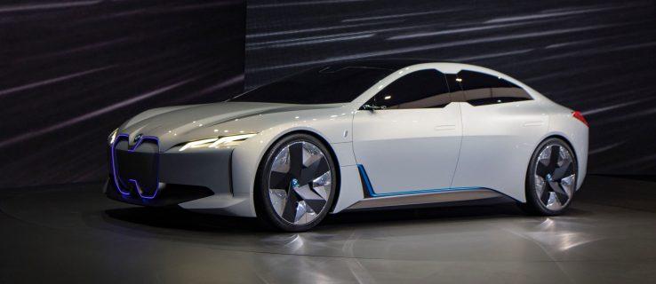 BMW i Vision Dynamics concept: BMW's