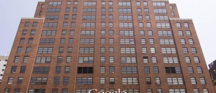 Ex empleados de Google demandan a la empresa por supuestas prácticas sexistas