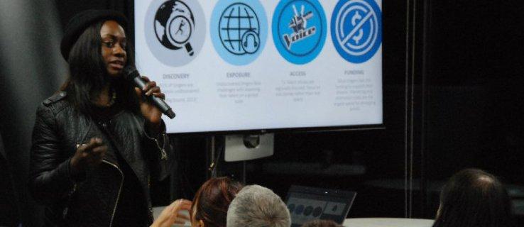 Las startups de música, medios y entretenimiento luchan en TechPitch 4.5