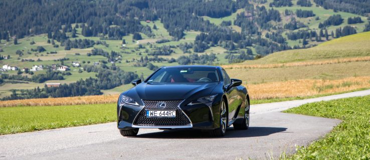 Lexus LC500 review: GT car refinement fused with a thundering V8