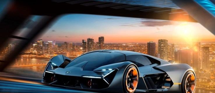The Lamborghini Terzo Millennio is a supercapacitor-powered hypercar of the future