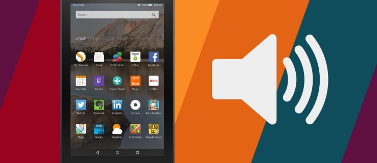 How To Turn Off Voice on Amazon Fire Tablet