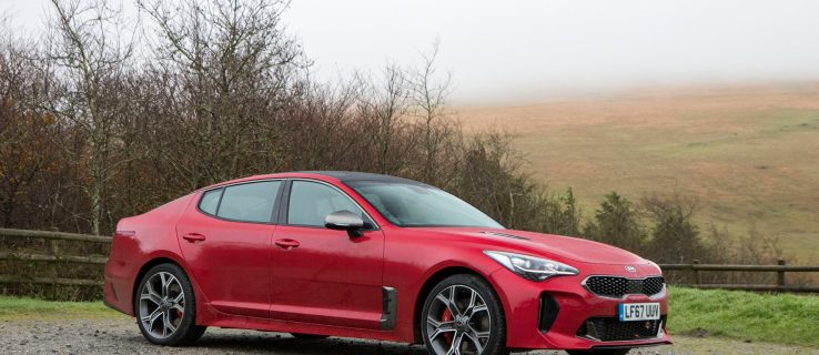 Kia Stinger GT-S review (2017): First drive with the all-new coupe