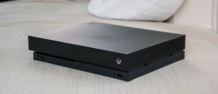 Xbox One X review: A lot of power with zero oomph