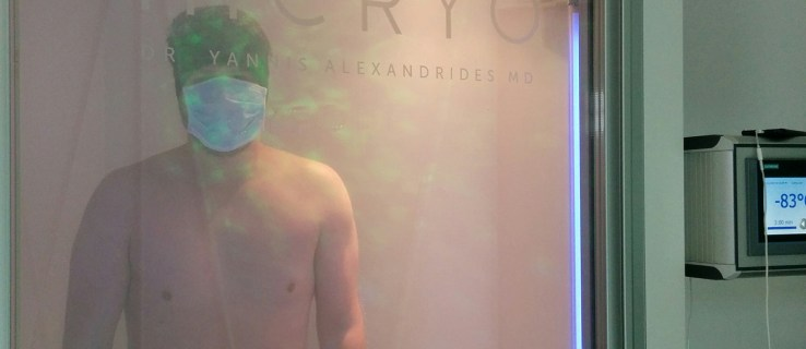 Cryotherapy: Wonder cure or medical myth? We froze ourselves in the name of good health