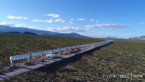 Virgin Hyperloop One DevLoop