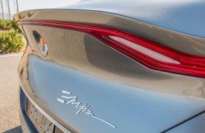 Fisker EMotion rear lights
