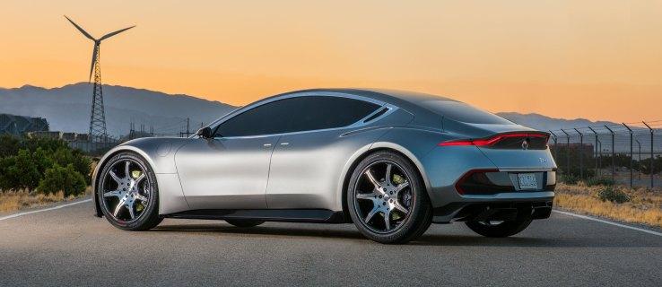 Step aside Tesla: £95,000 Fisker EMotion EV charges to a range of 125 miles in just nine minutes