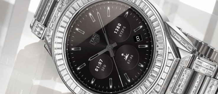 Tag Heuer's Connected Full Diamond costs more than a three-bed semi in Newcastle