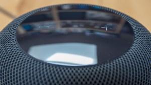 Apple HomePod top