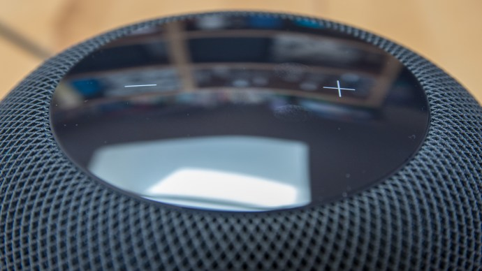 Apple HomePod top