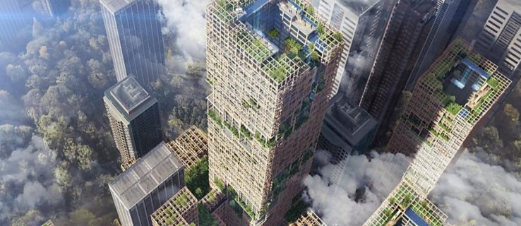 Japan will build the world's tallest wooden skyscraper in 2041