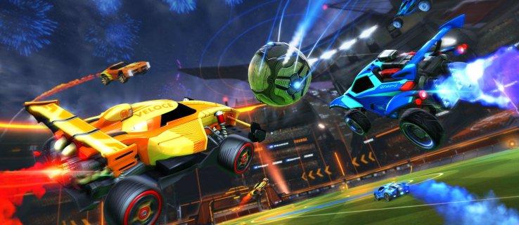 Mattel's Hot Wheels Rocket League RC Rivals looks like electronic Subbuteo on wheels