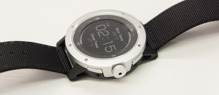 Matrix PowerWatch review: The smartwatch you never need to charge
