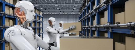 Robot jobs warehouse