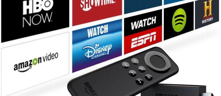 Comment installer Google Play sur une clé Amazon Fire TV