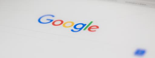 google logo homepage