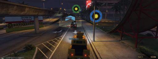 GTA Online Target Assault mode