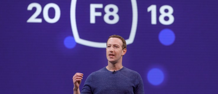 Facebook F8 conference Mark Zuckerberg