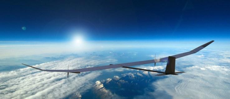 BAE solar-powered drone