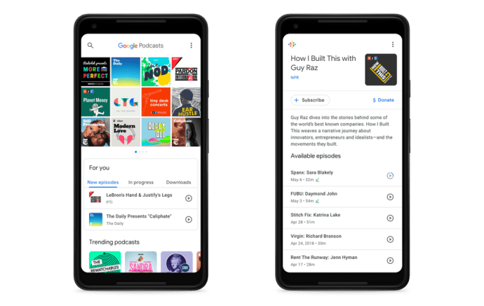 google_podcast_app