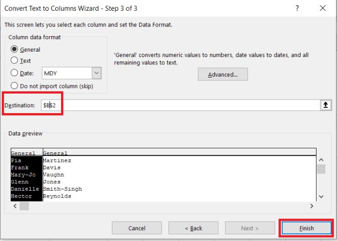 Excel Settings 3
