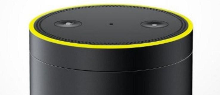 Why Is My Echo Dot Flashing Yellow?