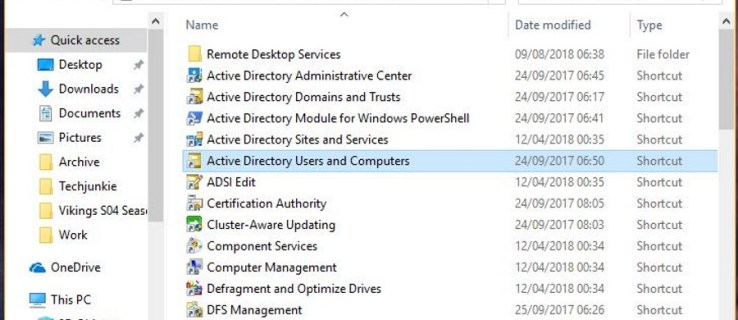 How to Install Remote Server Administration Tools (RSAT) on Windows 10