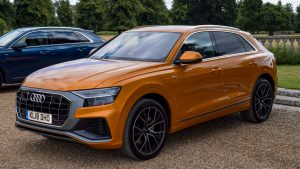 audi_q8_release_date_front_left_side_orange