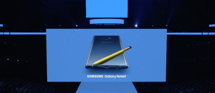 Samsung Galaxy Note 9 release date: Samsung finally shows us the Note 9