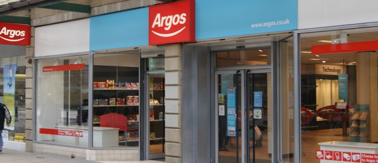Argos now lets you shop with your voice