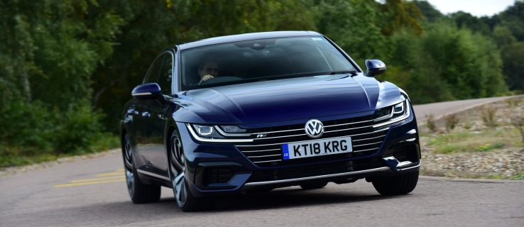 The Volkswagen Arteon proves that high-tech doesn't have to be showy